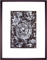 Untitled (Blue-Grey Spiral) 1983 HS Limited Edition Print by Sam Francis - 1