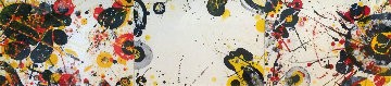 Another Set-Y, From Pasadena Box Triptych 1964 Limited Edition Print - Sam Francis