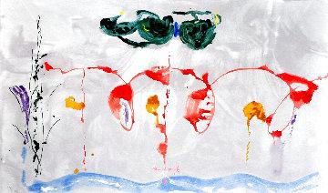 Aerie 2009 Limited Edition Print - Helen Frankenthaler
