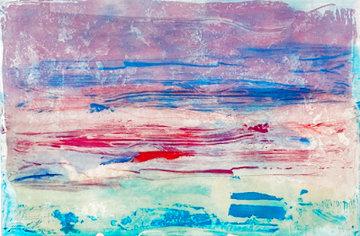 Sure Violet AP 1979 Limited Edition Print - Helen Frankenthaler