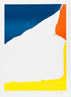 Paris Review 1966 Limited Edition Print by Helen Frankenthaler - 1