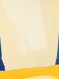 White Portal 1967 Limited Edition Print - Helen Frankenthaler