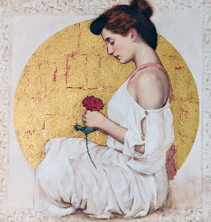 Mystic Rose 1997 Limited Edition Print by Richard Franklin