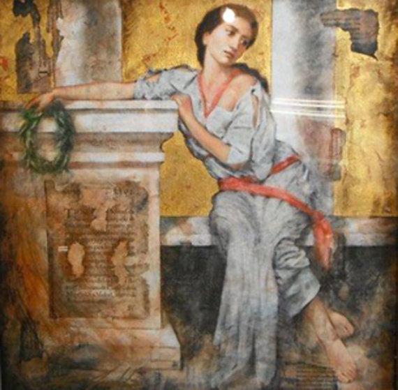Eos Goddess of Dawn Limited Edition Print by Richard Franklin
