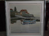 Evening Mist 1990 Limited Edition Print by Frane Mlinar - 1
