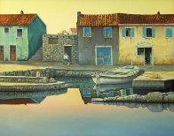 Peaceful Dawn Ap 1992 Limited Edition Print by Frane Mlinar - 0