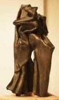 Untitled Bronze Unique Sculpture 1989 14 in Sculpture by Frederic Amat - 0