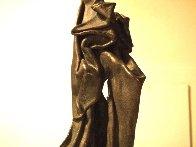 Untitled Bronze Unique Sculpture 1989 14 in Sculpture by Frederic Amat - 2