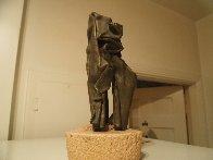 Untitled Bronze Unique Sculpture 1989 14 in Sculpture by Frederic Amat - 5