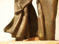 Untitled Bronze Unique Sculpture 1989 14 in Sculpture by Frederic Amat - 6