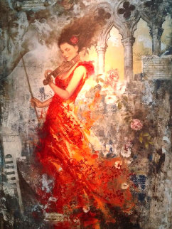 Melodie Venitienne 2012 Limited Edition Print by Francois Fressinier
