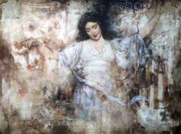 Silent Dance 2005 Limited Edition Print by Francois Fressinier