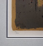 Untitled Lithograph 1970 Limited Edition Print by Johnny Friedlander - 3