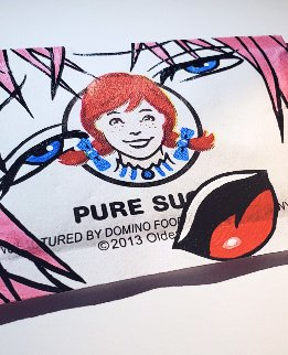 Pure Sugar #05 Limited Edition Print - Ben Frost