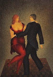 Dancers 2005 40x30 Original Painting by Igor Galanin