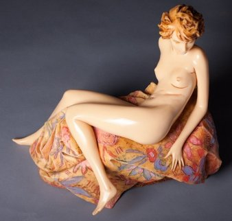 Awakening Beauty 1987 20 in Sculpture by Frank Gallo