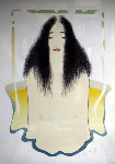 Untitled Serigraph  Limited Edition Print - Frank Gallo