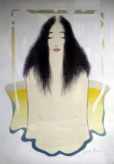 Untitled Serigraph  Limited Edition Print by Frank Gallo