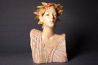 Primavera Resin Sculpture 1988 Sculpture by Frank Gallo - 4