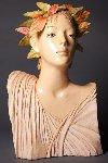 Primavera Resin Sculpture 1988 Sculpture - Frank Gallo