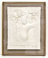 Untitled Bust Cast Paper 1989 Limited Edition Print by Frank Gallo - 1