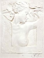Untitled Bust Cast Paper 1989 Limited Edition Print by Frank Gallo - 0
