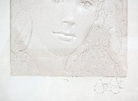 Jeunesse Cast Paper Sculpture 1995 Limited Edition Print by Frank Gallo - 3
