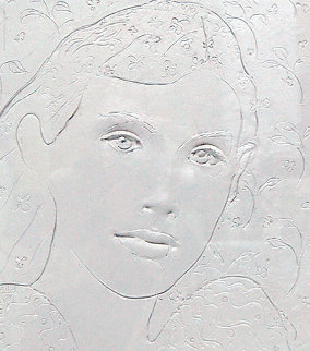 Jeunesse Cast Paper Sculpture 1995 Limited Edition Print by Frank Gallo