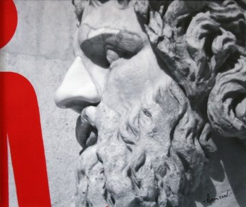 Italian Series #3 2012 14x17 Original Painting by Stephen Gamson