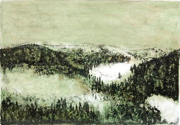 Timber Vista 1960 Limited Edition Print - Bernard Gantner