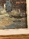 Campo de Miracali 1960 25x21 Original Painting by Danny Garcia - 2