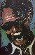 Ray Charles 2005 47x72  Original Painting by David Garibaldi - 0