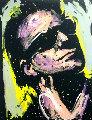 Bono 2013 66x55 Original Painting - David Garibaldi