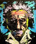 Einstein 2013 66x55 Original Painting - David Garibaldi