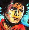 Michael Jackson 2012 72x60 Original Painting by David Garibaldi - 1