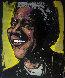 Nelson Mandela 72x60 Original Painting by David Garibaldi - 0