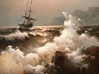 Untitled Seascape Limited Edition Print by Eugene Garin - 2