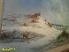 Untitled Winter Landscape 46x34 Original Painting by Eugene Garin - 1