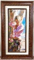 Summer Dream 53x29 Huge Original Painting by Michael and Inessa  Garmash - 1