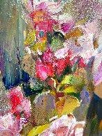 Summer Dream 53x29 Huge Original Painting by Michael and Inessa  Garmash - 4