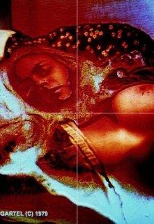 Sleeping Beauty 1979 Photography - Laurence Gartel