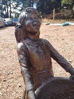 Harvest Joy Kids Bronze Sculpture 2001 26 in Sculpture by Gary Lee Price - 1