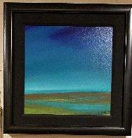 Untitled Painting 2005 20x20 Original Painting by Jerome Gastaldi - 1