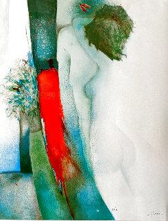 Couple 1980 Limited Edition Print - Claude Gaveau