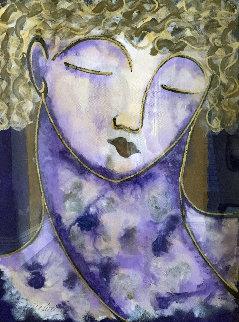 Mujer 42x35 Huge Limited Edition Print - Gaylord Soli  (Gaylord)