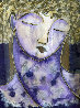 Mujer 42x35 Limited Edition Print by Gaylord Soli  (Gaylord) - 0