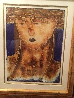 Hombre 42x35 Super Huge Limited Edition Print by Gaylord Soli  (Gaylord) - 2