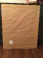 Hombre 42x35 Super Huge Limited Edition Print by Gaylord Soli  (Gaylord) - 4