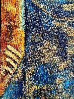 Mayan 2021 40x30 Super Huge Original Painting by Gaylord Soli  (Gaylord) - 1