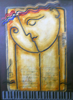 Rachmaninoff 2005 Limited Edition Print by Gaylord Soli  (Gaylord)
